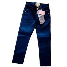 Calça Jeans Azul Infantil Lilica Ripilica Original