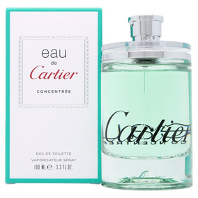 Eau De Cartier Concentree Perfume Original Unisex 100ml.