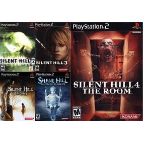 Silent Hill Coleção Ps2 Pacth - Promoção