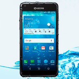 Celular Kyocera Hydro View 8gb Android 5.1 Resistente A Agua