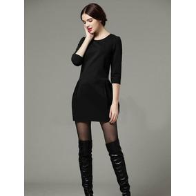 Vestido negro corto mexico