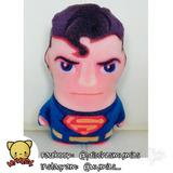 Cojín Super Man - Universo Dc