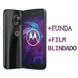 Motorola Moto X4 32gb Liberado 4g Sumergi Nuevos + Blindado!