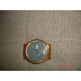 Antiguo Reloj Swatch Con Detalle. No Se Si Funciona