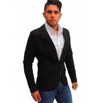 Saco Blazer De Hombre Slim Fit (entallado)