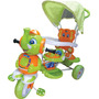 Triciclo Infantil Elefante Musical Musica Manija Capota