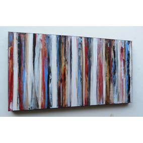 Quadro Abstrato Decorativo- Promoção - Frete Gratís