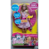 Barbie Dreamhouse Parlante Habla Conmigo