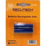 Baterias Aaa Recargables Para Telefonos Inh Secutech