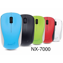 Mouse Inalambrico Genius Nx 7000 Wireless Colores 1200dpi