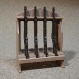 Playmobil Armero Con Rifles Winchester Lejano Oeste W2