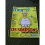 Revista Monet N.53 Agost 2007 Cinema + Guia Net Os Simpsons