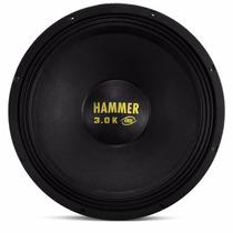 Woofer Eros E-15 Hammer 3.0k 1500w Rms 4 Ohms E15 Hammer 3.0