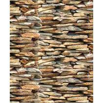 Papel Adesivo Contact Pedra Nature 45 Cm X 10 Ms Lavável