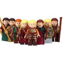 El Hobbit Señor De Los Anillos Legolas Compatible Con Lego