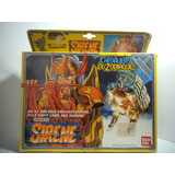 Sirene Caballeros Del Zodiaco Vintage Bandai