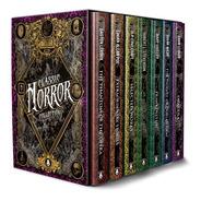Colección De Libros Classic Horror Collection Inglés
