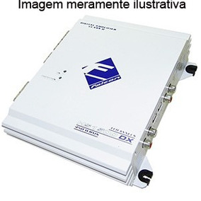 Falcon Módulo Amplificador Hs1500 Dx Digital 450w 3 Can #27