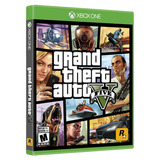 Grand Theft Auto V Gta 5 Para Xbox One