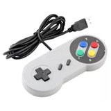 Control Super Nintendo Usb Snes, Pc Y Mac