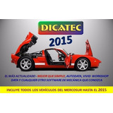 Dicatec 3 2015 Esquemas Electricos Ecu Inyeccion No Caduca