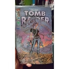 Lara Croft Es Tomb Raider Tomo Unico Edición Especial