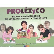 Prolexyco. Material De Aula (progr.des.leng.expres.y Compr)