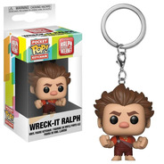 Funko Pop Pocket Llavero Disney Wreck-it Ralph