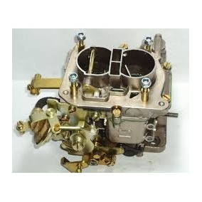 Carburador Moderno Escort 86 A 89 Cht 460 Motor 1.6 Álcool