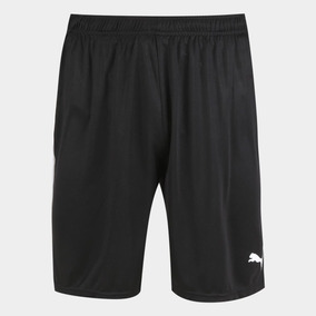 Short Puma Liga Core Electric - Black - Original 6e0b222f28579