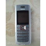 Nokia 6235 Clásico Cdma Con Linea Movilnet Cargador Camara