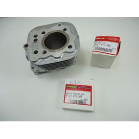 Kit Cilindro/pistao/aneis Titan 99(cilindro/pistao Honda