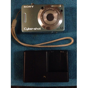 Camara Sony Cybershop Dsc-w55 7.2 Mega Pixels