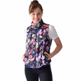 Chaleco Casual Mujer Capitonado Rack & Pack