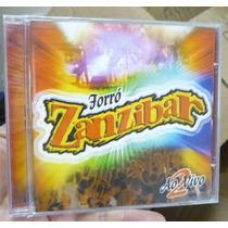 Cd - Forró Zanzibar - Ao Vivo 2 - Novo Lacrado