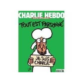 Jornal Charlie Hebdo - Original