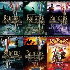 Rangers Ordem Dos Arqueiros Vol 8 Ao 12 + Torneio De Gorlan