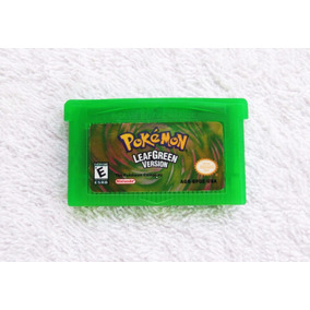 Pokémon Leaf Green - Gba