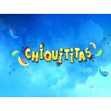 Novela Chiquititas - 176 Dvds - Completa