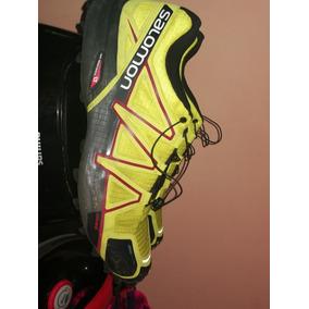 Zapatilla Slomon Speedcross 4m - Hombre - Trail Running