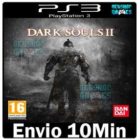 Dark Souls 2 Ii Ps3 Play3 Original ** Cod Psn Digital