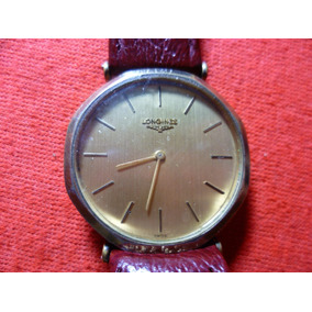 Antiguo Reloj Longines De Cuerda. Para Caballero