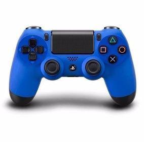 Controle Playstation 4 Azul Ps4 Dualshock 4 Original Sony