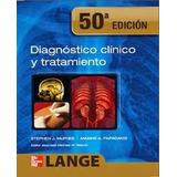 Diagnótico Clínico Y Tratamiento 50ª Edición