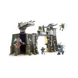 Halo Base Da Unsc Mega Bloks 637 Peças - Mattel Cng69