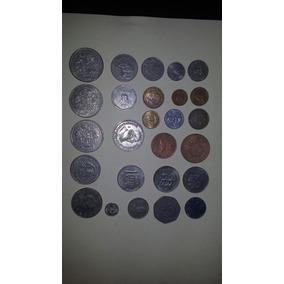 Lote De Mas De 3500 Monedas Y Billetes Antiguos Mexicanos