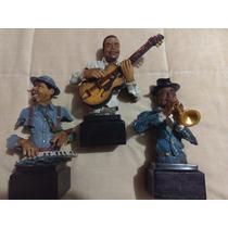 Músicos De Jazz De Colección