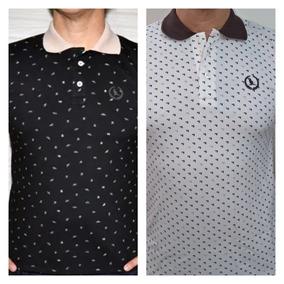 Camisa Pólo Masculina - Kit 2 Camisas Pólo 500360010e4cd