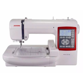 Máquina De Bordado Janome Mc-230e Black Friday