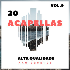 Acapellas 20 - Vol.9